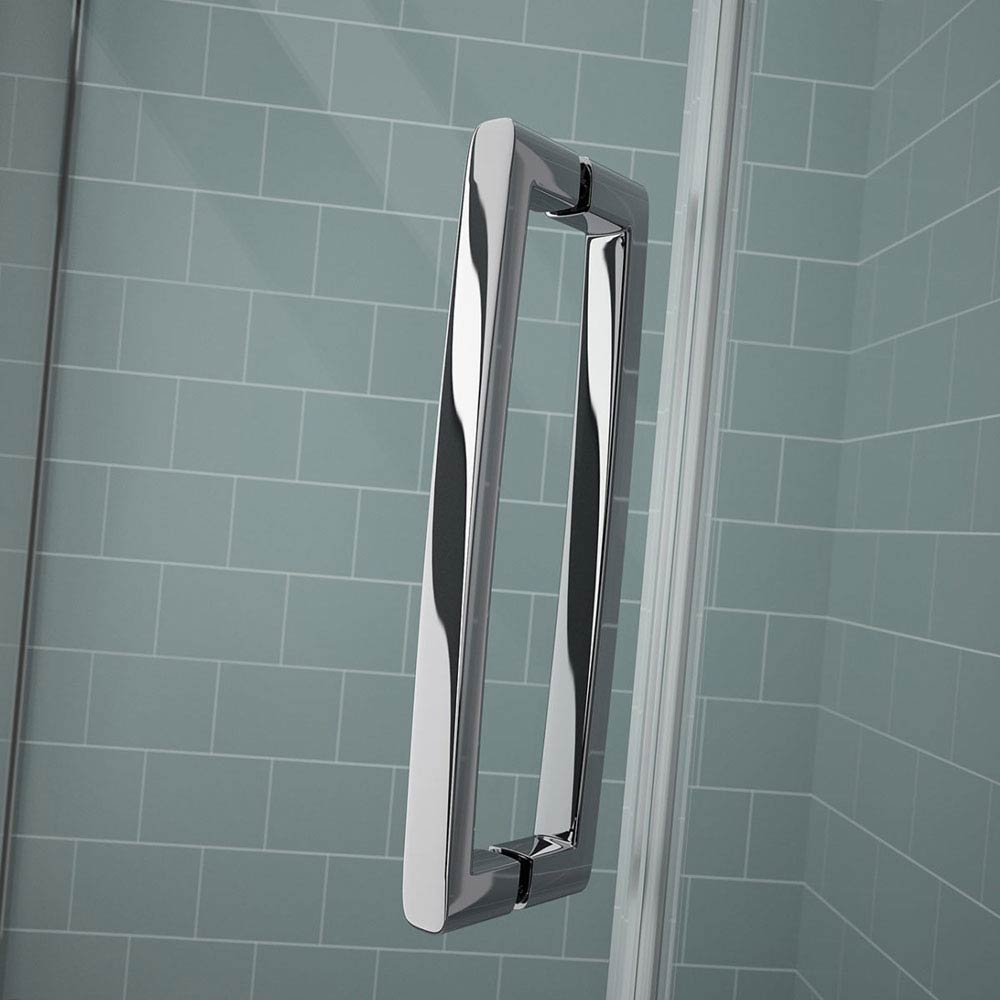 Merlyn 10 Series Pivot Shower Door  Profile Large Image
