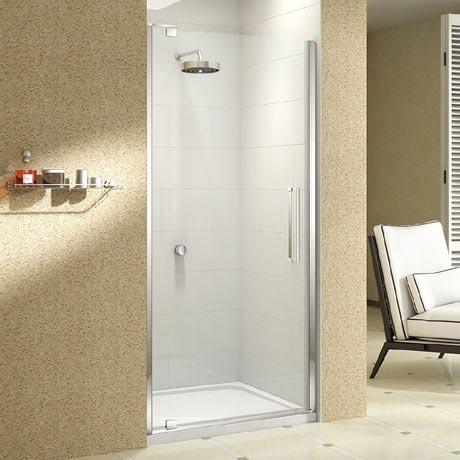 Merlyn 10 Series Pivot Shower Door