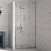 Merlyn 10 Series Pivot Shower Door profile small image view 1
