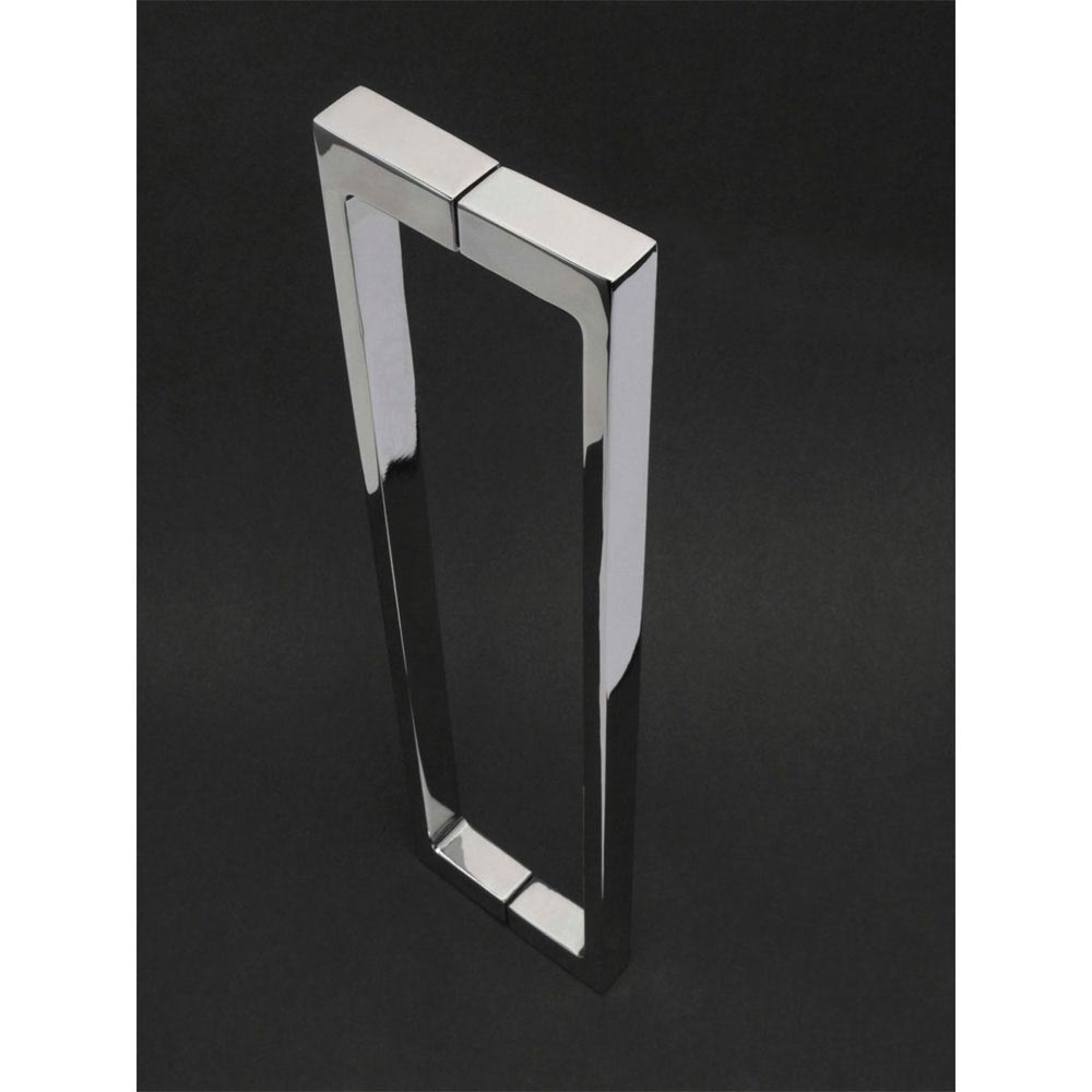 Merlyn 10 Series Pivot Shower Door & Inline Panel profile large image view 2