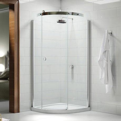 Merlyn 10 Series 1 Door Quadrant Enclosure - (900 x 900mm - Right Hand)