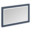 Burlington Framed 120 Mirror with LED Illumination - Blue profile small image view 1