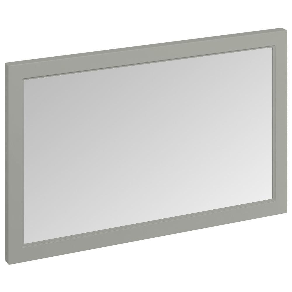 Burlington Framed 120 Mirror - Dark Olive Large Image