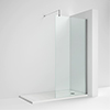 Milton 1700 x 800 Wet Room (1100mm Screen, Support Bar + Tray) profile small image view 1