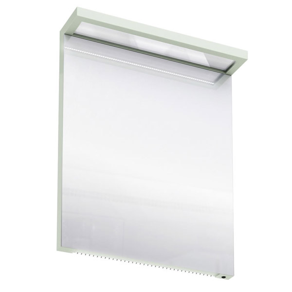 Aqua Cabinets - 600mm Wide Illuminated LED Mirror - Reef - M20R profile large image view 1