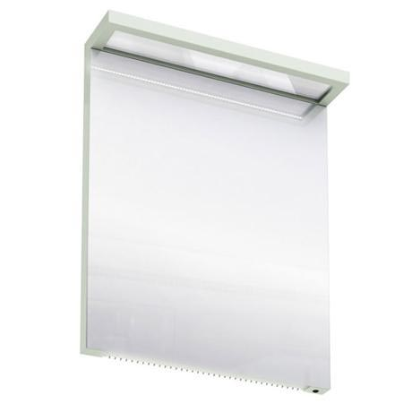 Aqua Cabinets - 600mm Wide Illuminated LED Mirror - Reef - M20R