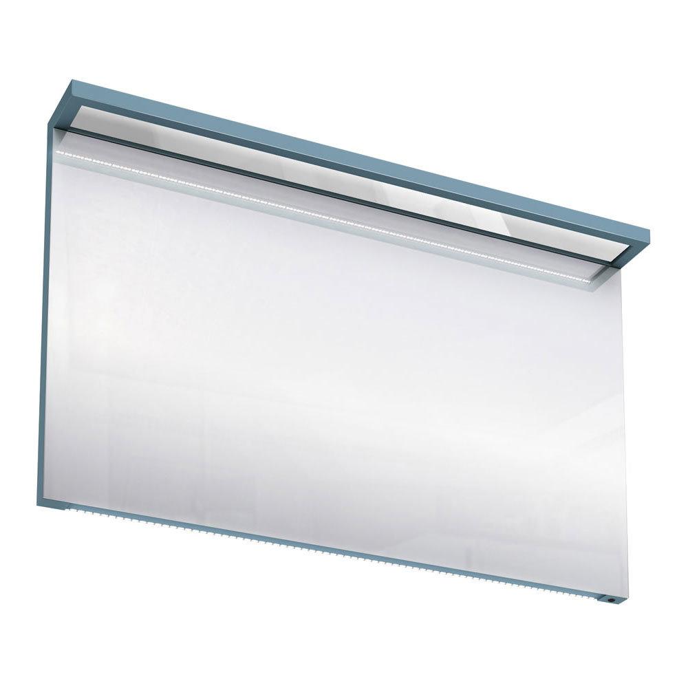 Aqua Cabinets - 1200mm Wide Illuminated LED Mirror - Ocean - M40O Large Image