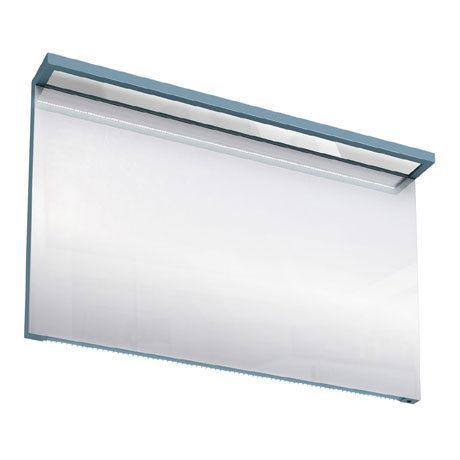 Aqua Cabinets - 1200mm Wide Illuminated LED Mirror - Ocean - M40O