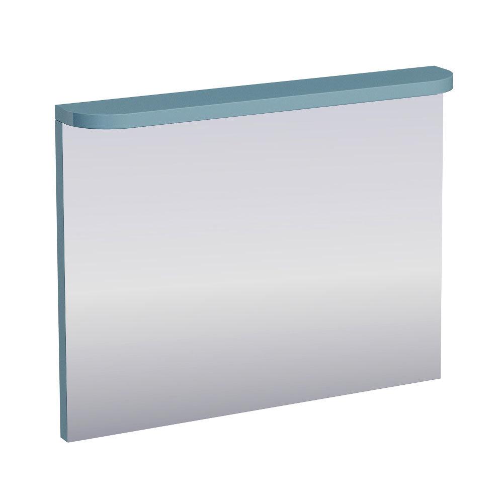 Aqua Cabinets - 900mm Wide Compact Illuminated LED Mirror - Ocean - M60O profile large image view 1