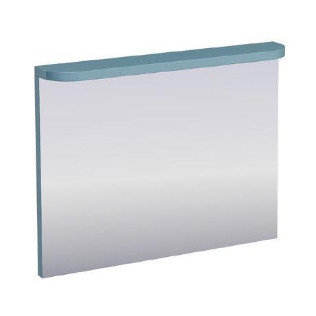 Aqua Cabinets - 900mm Wide Compact Illuminated LED Mirror - Ocean - M60O
