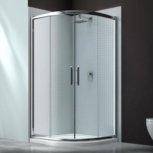 Merlyn 6 Series 2 Door Quadrant Shower Enclosure - 1000 x 1000mm - M63231