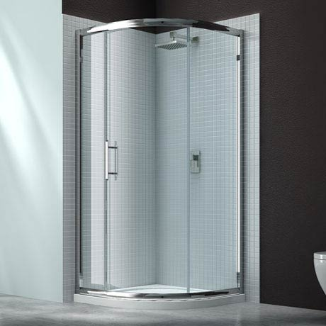 Merlyn 6 Series 1 Door Quadrant Shower Enclosure - 900 x 900mm