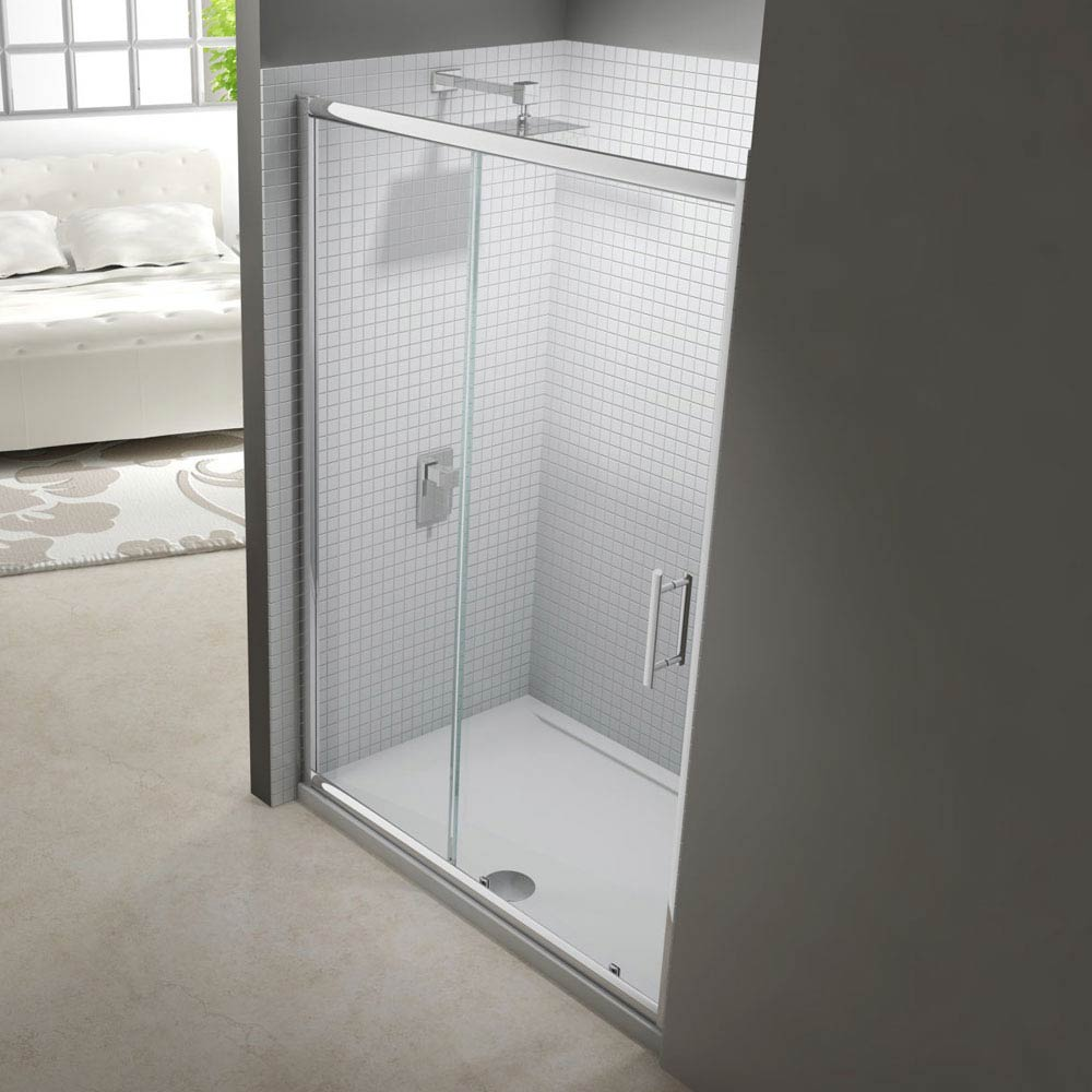 Merlyn 6 Series Sliding Shower Door profile large image view 1