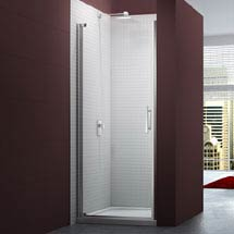 Merlyn 6 Series Frameless Pivot Shower Door Medium Image