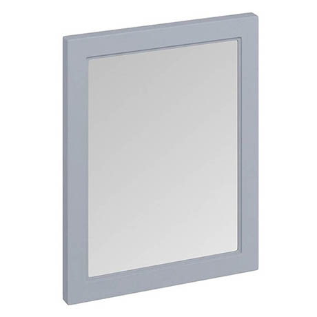 Burlington Framed 60 Mirror - Classic Grey