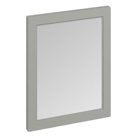 Burlington Framed 60 Mirror - Dark Olive