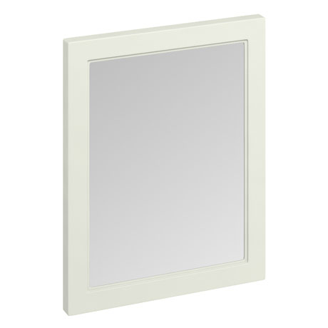 Burlington Framed 60 Mirror - Sand