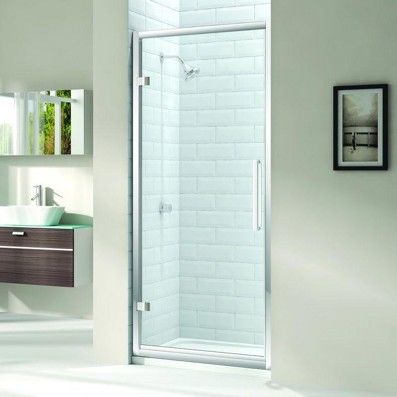 Merlyn 8 Series Hinged Shower Door profile large image view 1
