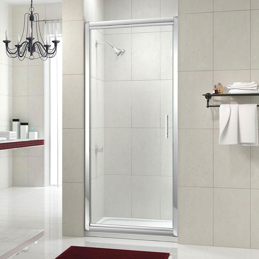 Merlyn 8 Series Infold Shower Door Large Image