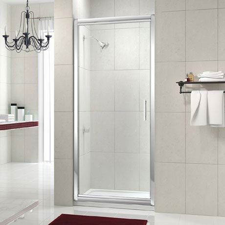 Merlyn 8 Series Infold Shower Door