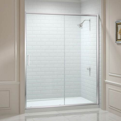 Merlyn 8 Series Sliding Shower Door profile large image view 1