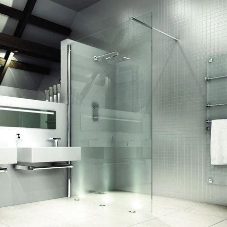 Merlyn 8 Series Wetroom Panel