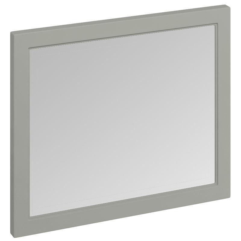 Burlington Framed 90 Mirror - Dark Olive Large Image