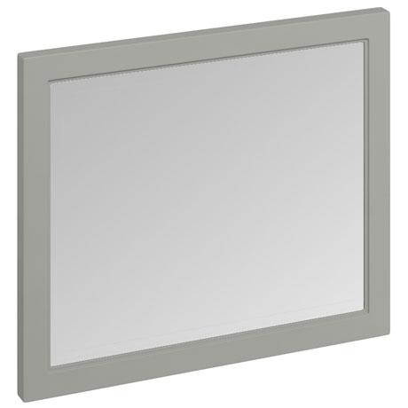 Burlington Framed 90 Mirror - Dark Olive