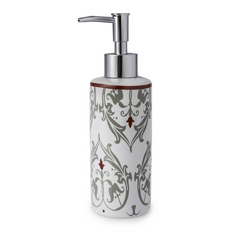 Marquis Freestanding Ceramic Soap Dispenser