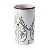 Marquis Freestanding Ceramic Tumbler profile small image view 1