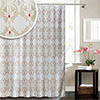 Marquis W1800 x H1800mm Polyester Shower Curtain profile small image view 1