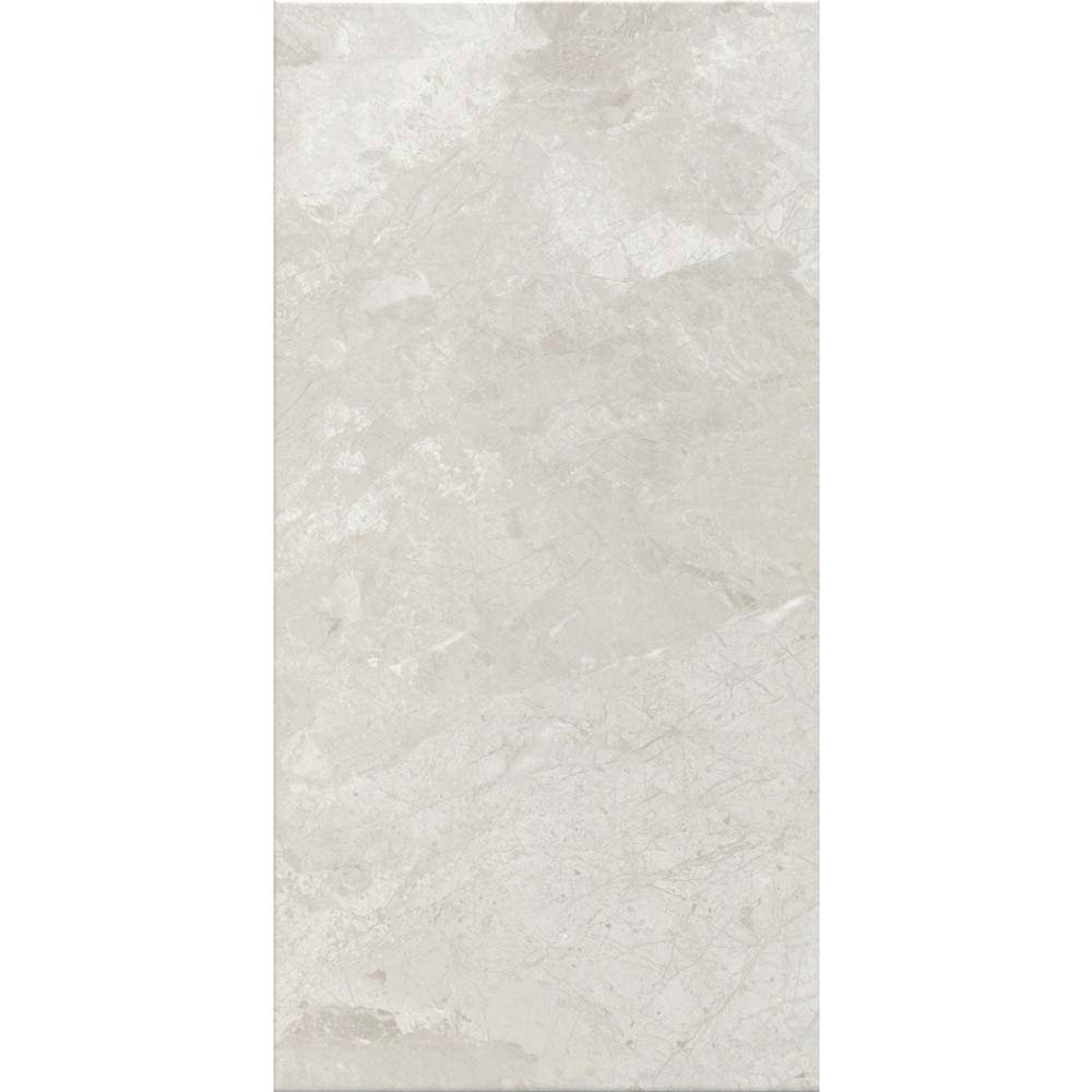 Casca White Matt Wall Tiles - 30 x 60cm  Feature Large Image
