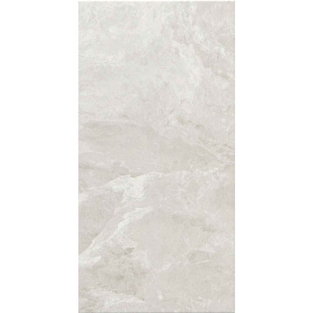 Casca White Matt Wall Tiles - 30 x 60cm  Standard Large Image