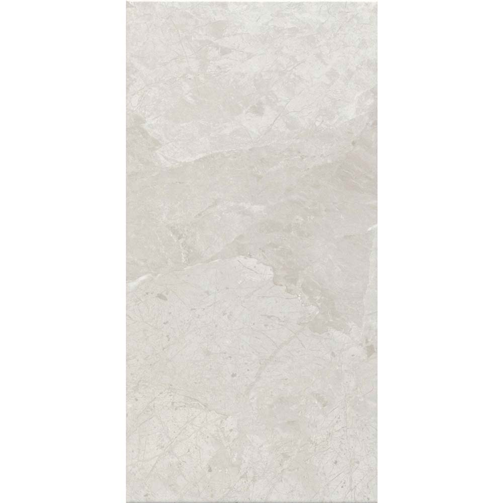 Casca White Matt Wall Tiles - 30 x 60cm  additional Large Image