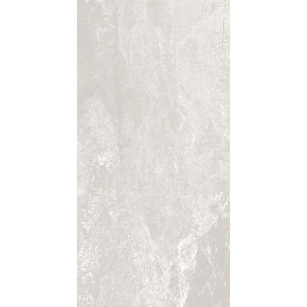 Casca White Matt Wall Tiles - 30 x 60cm Large Image