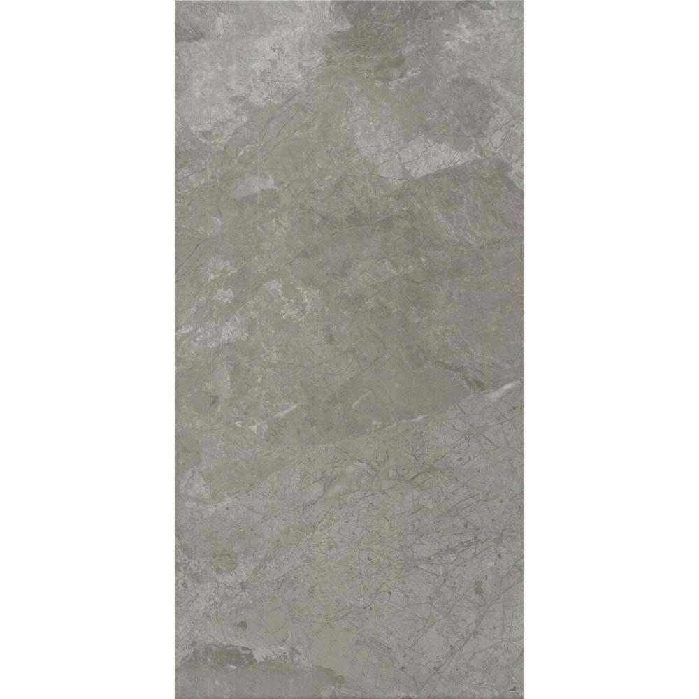 Casca Grey Matt Wall Tiles - 30 x 60cm  Standard Large Image