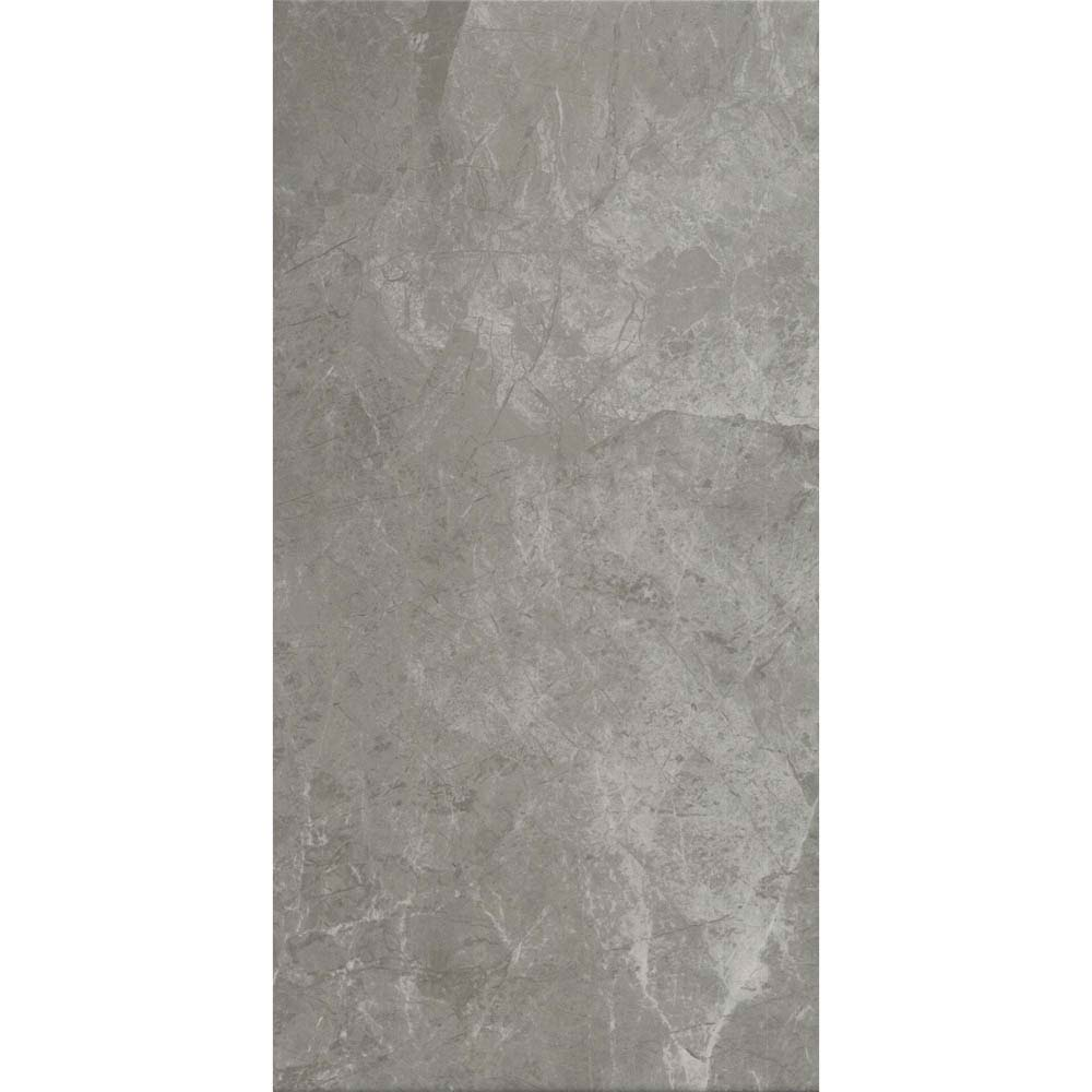 Casca Grey Matt Wall Tiles - 30 x 60cm  additional Large Image