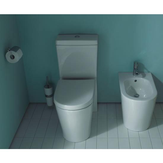 Vitra Matrix Close Coupled Toilet 2 Seat Options At