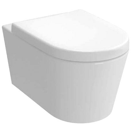 Vitra - Matrix Wall Hung Pan and Seat - 2 Seat Options
