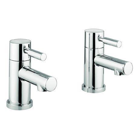 Adora - Aqua Bath Pillar Taps - MBAQ340D