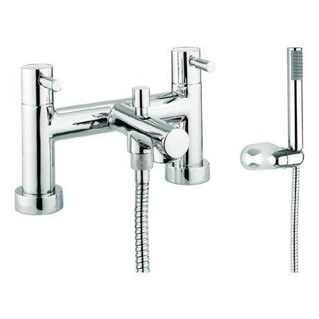 Adora - Aqua Dual Lever Bath Shower Mixer with Kit - MBAQ422D