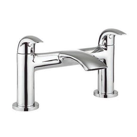 Adora - Crescent Dual Lever Bath filler - MBCR322D profile large image view 1