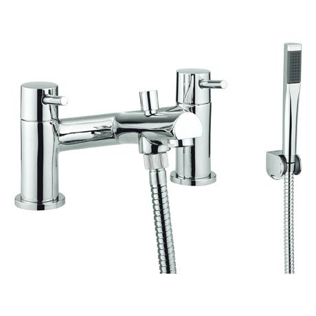 Adora - Globe2 Dual Lever Bath Shower Mixer with Kit - MBGO422D+