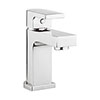 Crosswater Planet Mini Monobloc Basin Mixer + Waste - MBPS114P+ profile small image view 1