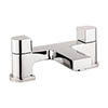 Adora - Planet Dual Lever Bath Filler - MBPS322D profile small image view 1