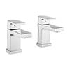 Adora - Planet Bath Pillar Taps - MBPS340D Medium Image