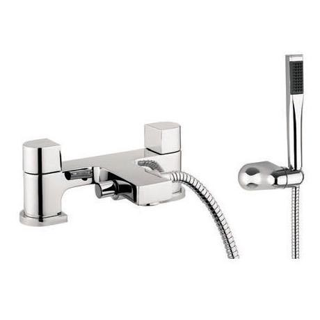 Adora - Planet Dual Lever Bath Shower Mixer with Kit - MBPS422D