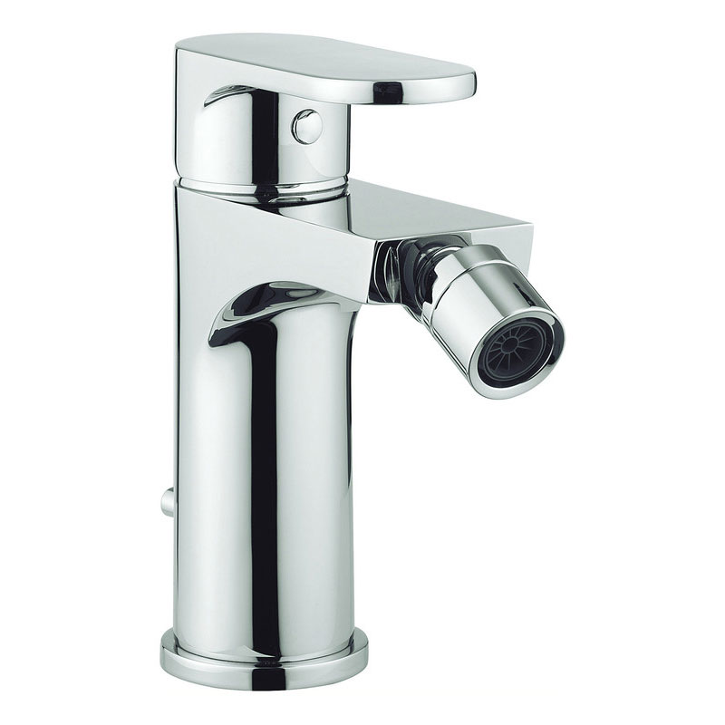 Adora - Style Monobloc Bidet Mixer with Pop-up Waste - MBST210P Large Image
