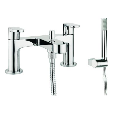 Adora - Style Dual Lever Bath Shower Mixer with Kit - MBST422D