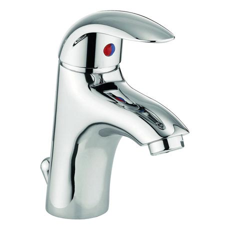 Adora - Sky Monobloc Basin Mixer with Pop-up Waste - MBSY110P